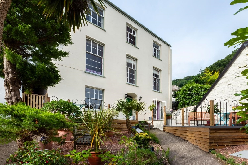 Seaview an English holiday cottage for 8 in ,