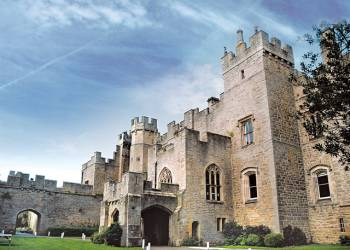 Witton Castle Country Park, Witton-le-Wear Bishop Auckland,Northumberland,England