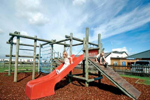 Harts Holiday Park, Isle Of Sheppey,Kent,England