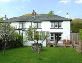 Glen Holm an English holiday cottage for 5 in ,