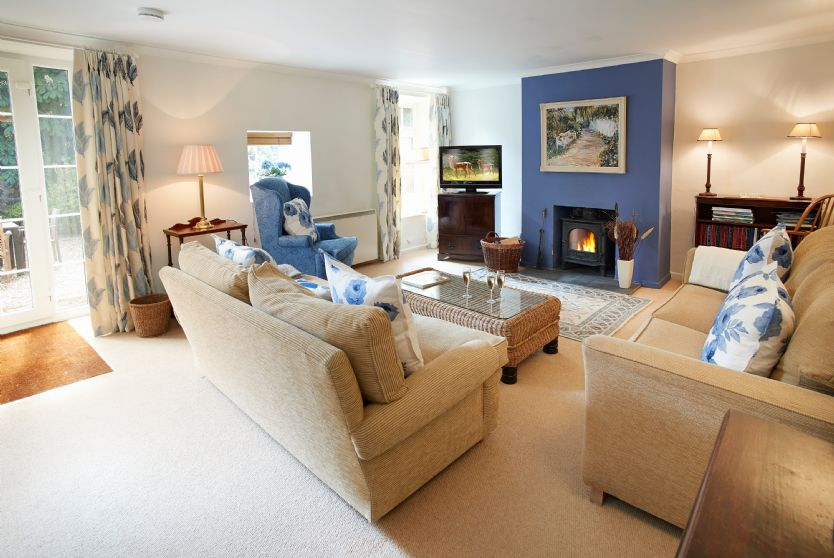 Mews Cottage is located in Helston