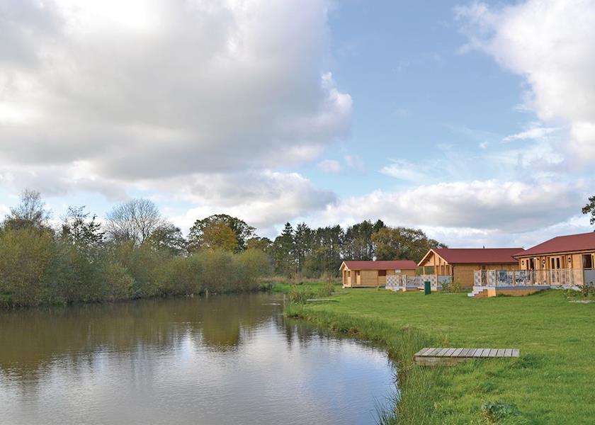 Gadlas Park, Ellesmere,Shropshire,England