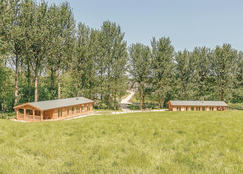 Peckmoor Farm Lodges