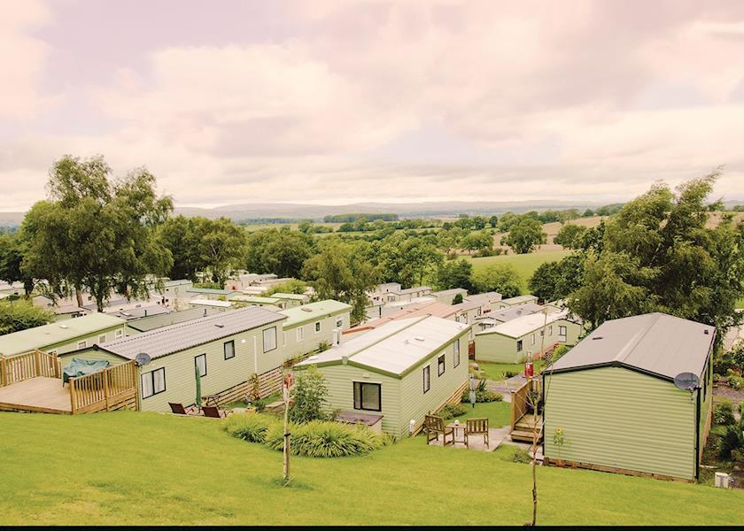Todber Holiday Park, Clitheroe,Lancashire,England