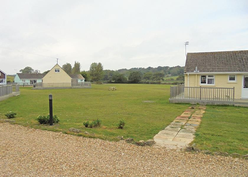 Salterns Village, Seaview,Isle Of Wight,England