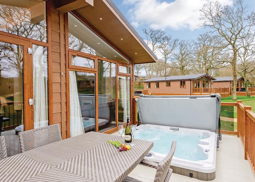 Wareham Forest Lodge Retreat, Poole,Dorset,England