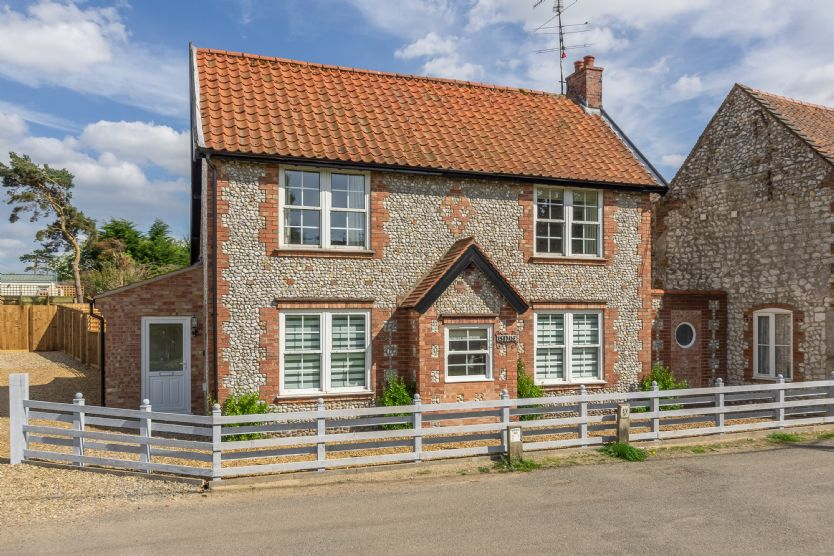 Ashdale is located in Thornham