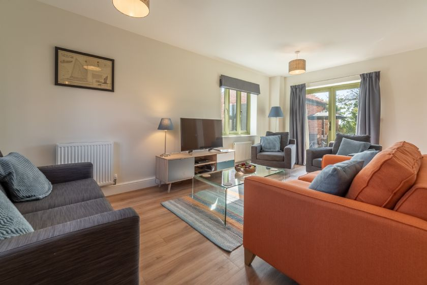 Samphire House an English holiday cottage for 5 in ,