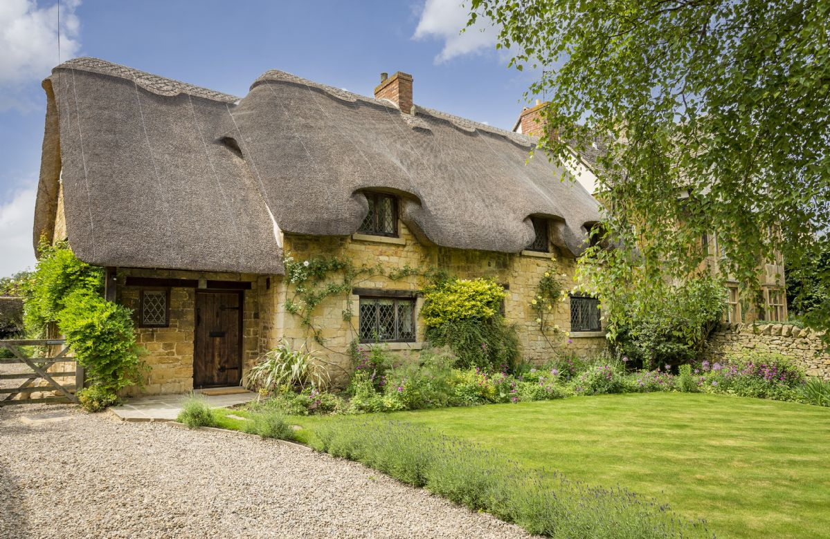 Click here for more about St Michael's Cottage
