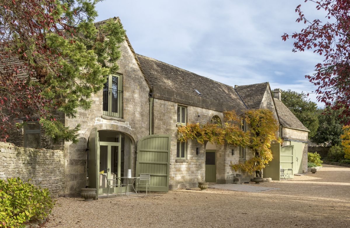 Click here for more about The Coach House and Stables at The Lammas
