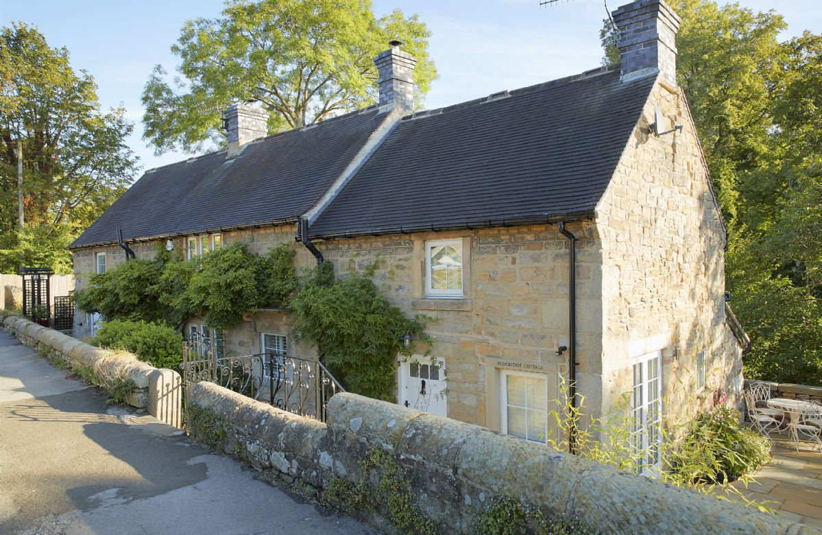 Click here for more about Bridge Foot Cottage