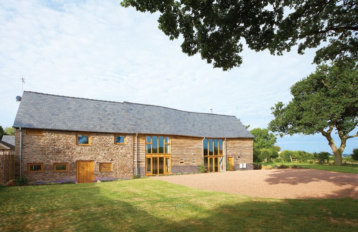 Click here for more about Wall Hills Barn
