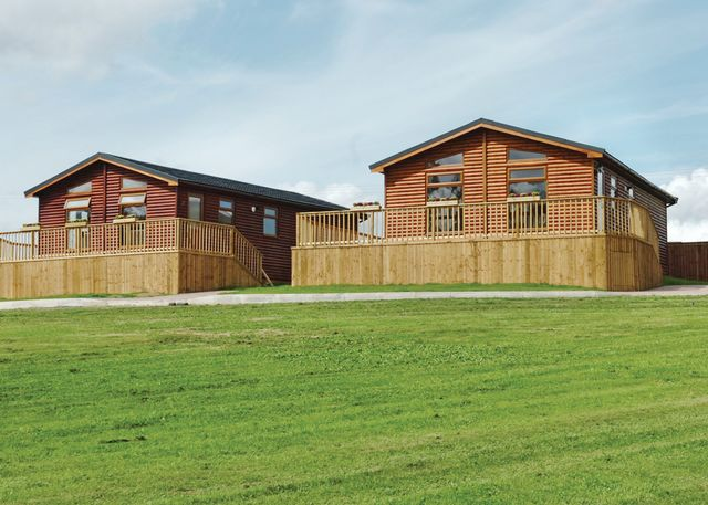 Weston Wood Lodges