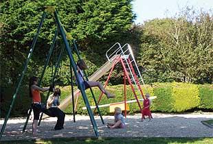 Trevarth Holiday Park, Truro,Cornwall,England