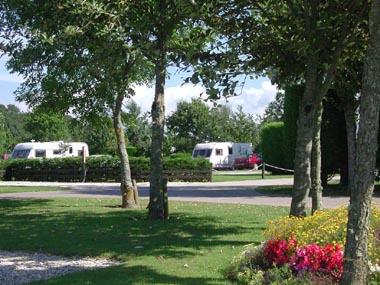 Oakdown Holiday Park, Sidmouth,Devon,England