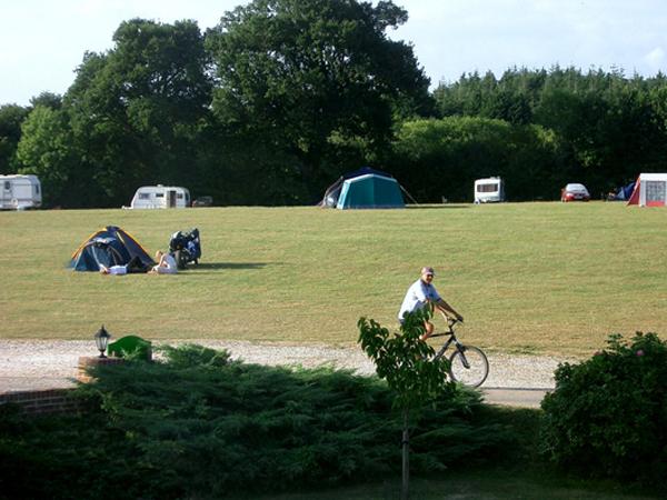 Beaper Farm Camping and Caravan Park, Ryde,Isle Of Wight,England