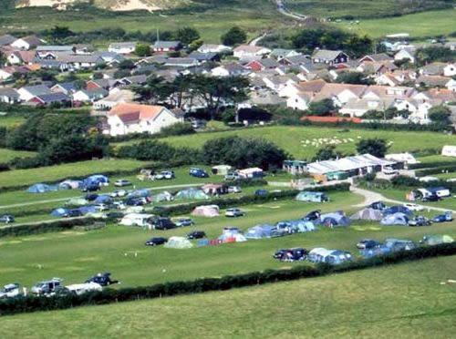 Bay View Farm Holidays, Braunton,Devon,England
