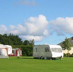 Little Cotton Caravan Park, Dartmouth,Devon,England
