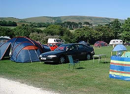 Herston Caravan and Camping, Swanage,Dorset,England