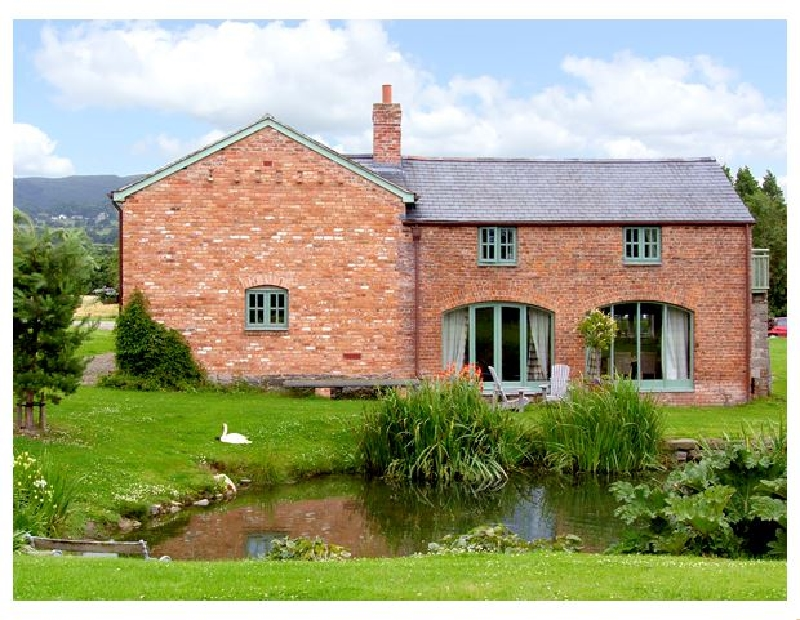 Click here for more about Glan Clwyd Isa - The Coach House