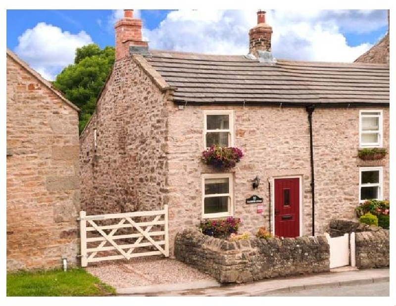 Click here for more about Blacksmith's Cottage