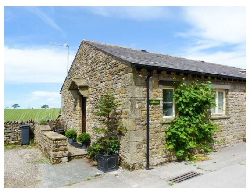 Click here for more about Ashbank Cottage