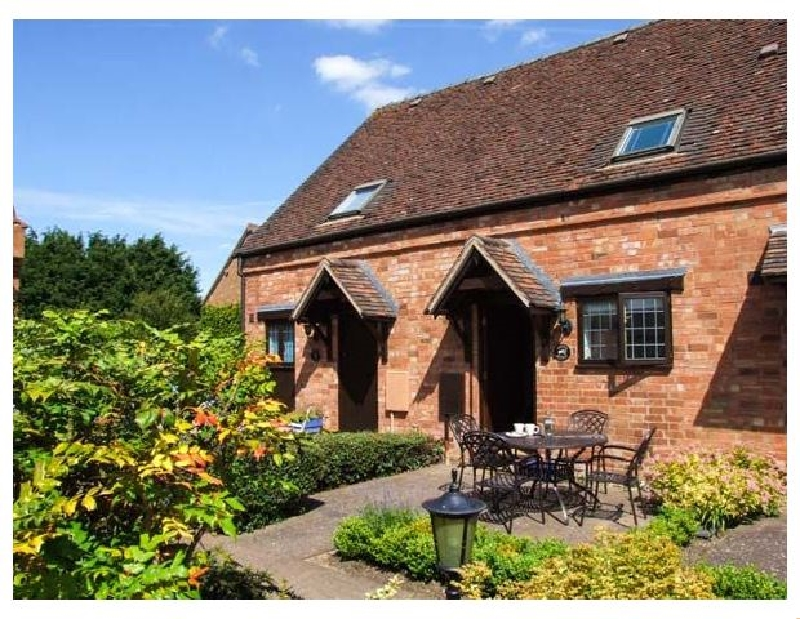 Click here for more about Burford Cottage