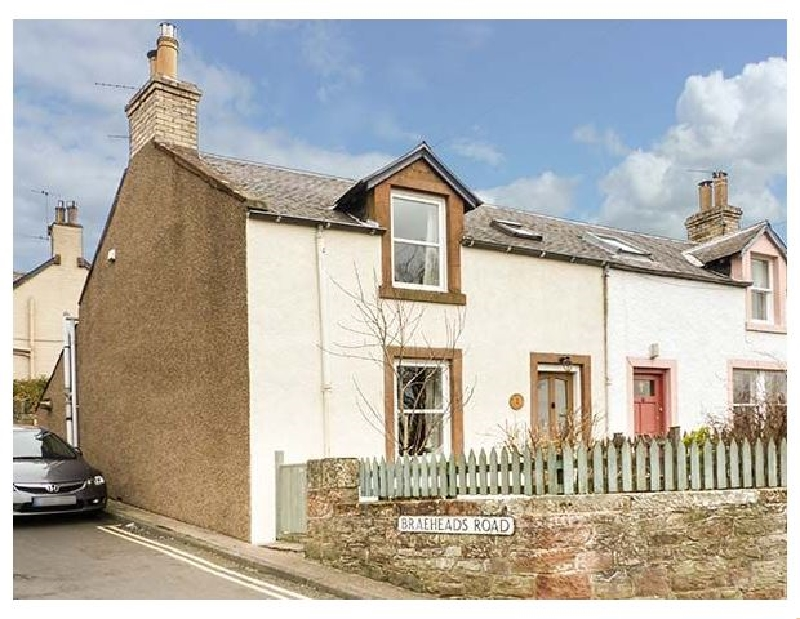 Click here for more about 1 Blinkbonny Cottages