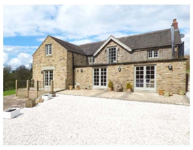 Gorsthead Mill Farm an English holiday cottage for 12 in ,