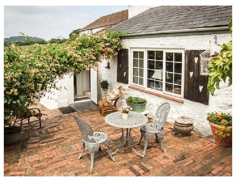 Click here for more about Little Marstow Farm Cottage