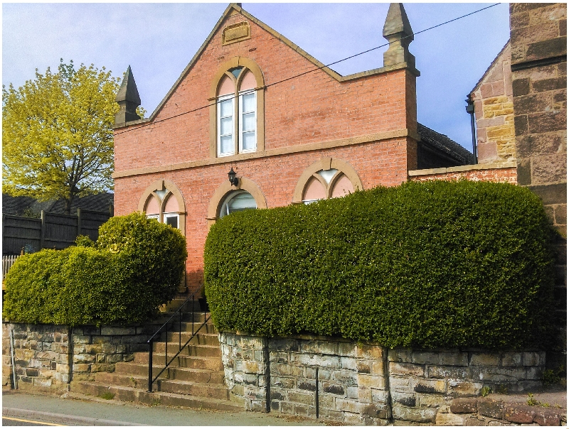 Click here for more about The Old Temperance Hall