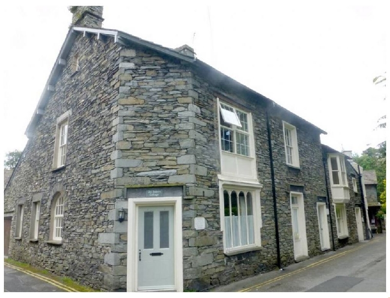 Click here for more about Old Bakers Cottage