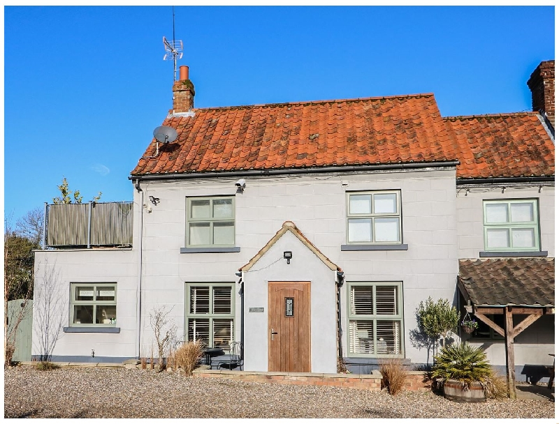 Jo's Place an English holiday cottage for 2 in ,