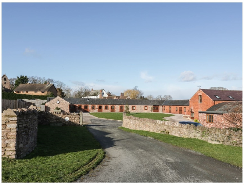 Click here for more about The Granary