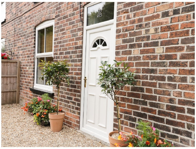2 Moor Farm Cottages an English holiday cottage for 6 in ,