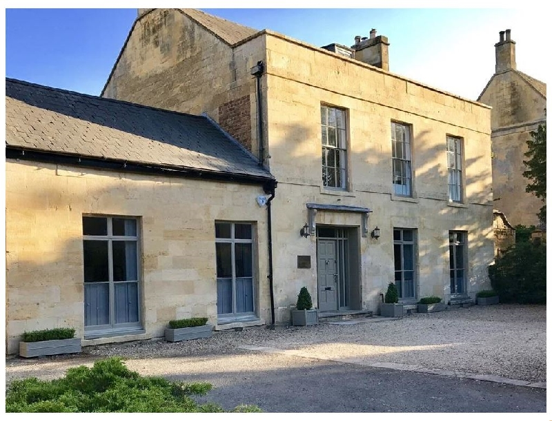 Click here for more about Cotswold House