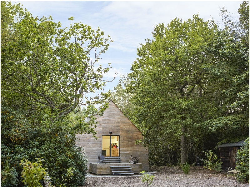Click here for more about Boxwood Retreat