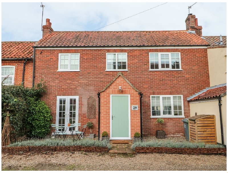 Click here for more about Telford Cottage