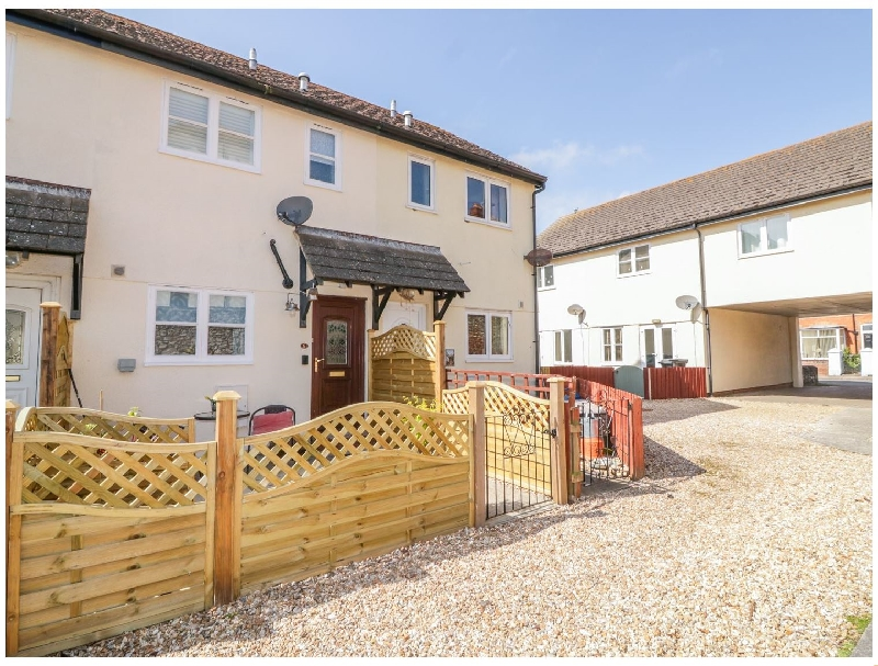 5 Malting Court an English holiday cottage for 3 in ,