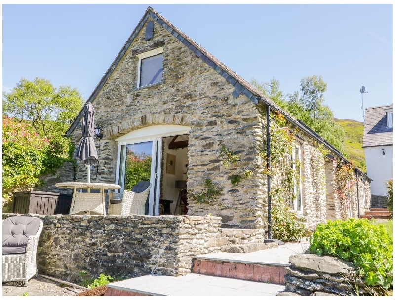 Click here for more about The Barn at Waen y Ffynnon