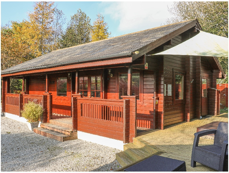 Click here for more about Gisburn Forest Lodge