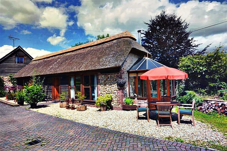 Click here for more about The Thatch - Elsdon Cottages