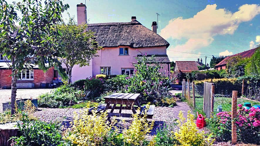 The Linhay an English holiday cottage for 4 in ,