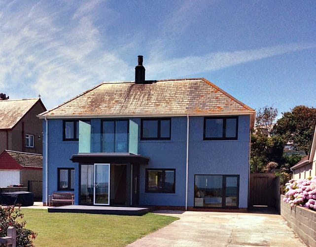 The Anchorage an English holiday cottage for 10 in ,