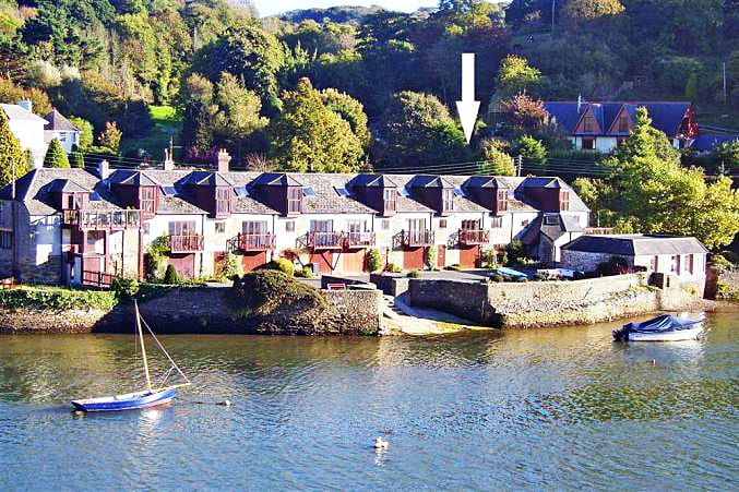 Anchor Cottage an English holiday cottage for 6 in ,