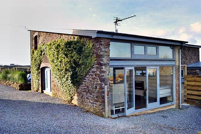 The Den, Dittisham an English holiday cottage for 2 in ,