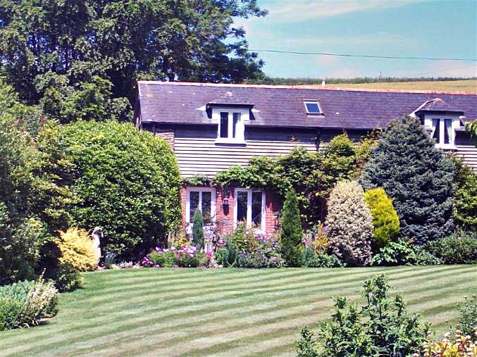 Little Pittaford Cottage an English holiday cottage for 2 in ,