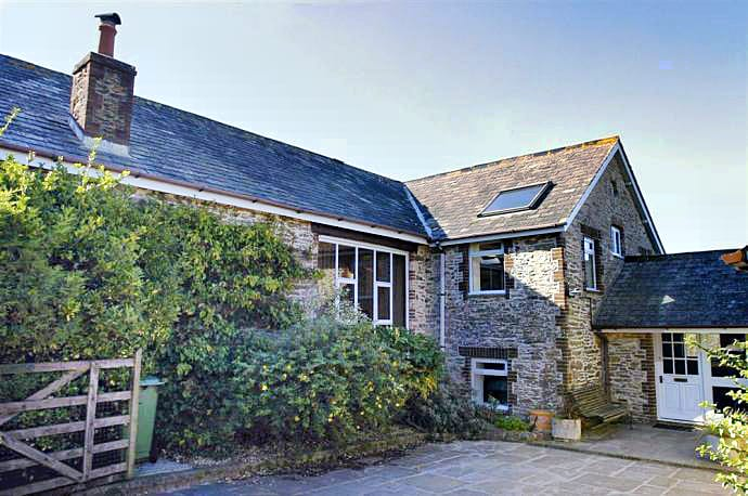 The Old Mill an English holiday cottage for 8 in ,