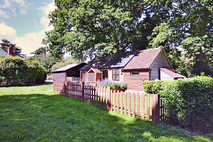 Megs an English holiday cottage for 2 in ,